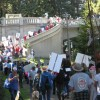 Citizens Rally in Coos Bay Against Jordan Cove LNG Project and Pipeline