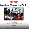Stop the Jordan Cove LNG Project