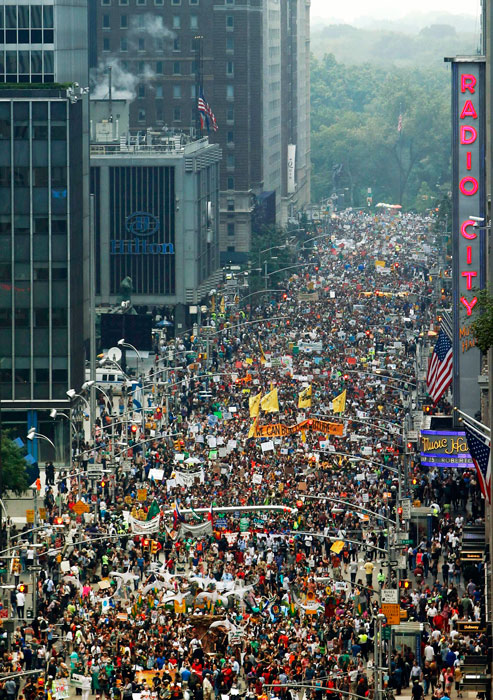 Peoples Climate March_ NYC_Sept 21, 2014