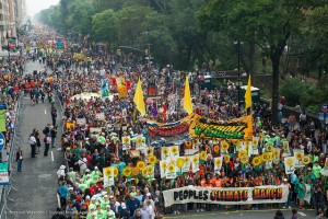 Peoples Climate March Sept 21, 2014 - NYC